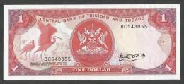 [NC] CENTRAL BANK Of TRINIDAD And TOBAGO - 1 DOLLAR - Trindad & Tobago