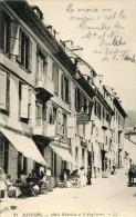 CPA 65 BAREGES HOTEL RICHELIEU ET D ANGLETERRE - Autres Communes