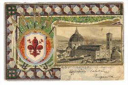 500/104 - FIRENZE 1900 , La   Cattedrale - Firenze