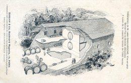 Borsari Constructeur De Cuves En Ciment Armé Revetues De Verre - Installation Chavaroche St Foy La Grande - France