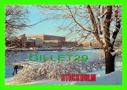 STOCKHOLM, SWEDEN - KUNGL SLOTTER I VINTERSKRUD - FOTO, GIOVANNI TRIMBOLI - - Suède