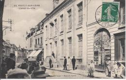 8467 - Pouilly-sur-Loire L'Hôtel De Ville - Pouilly Sur Loire