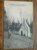 La Chapelle De Saint Julien ( Lieu De Péterinage Très Fréquenté ) Anno 1929 ( Zie Foto Voor Details ) !! - Beaumont