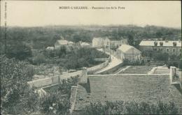 95 BOISSY L'AILLERIE / Panorama, Rue De La Poste / - Boissy-l'Aillerie