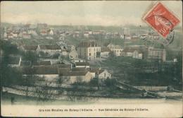 95 BOISSY L'AILLERIE / Grands Moulins, Vue Générale / BELLE CARTE COULEUR - Boissy-l'Aillerie