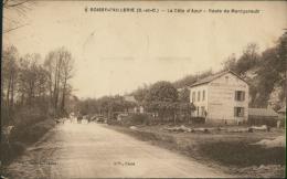 95 BOISSY L'AILLERIE / Route De Montgeroult / - Boissy-l'Aillerie