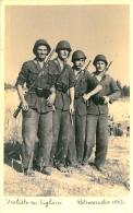RPPC Ndh Ustase Streliste Na Ciglani Petrovaradin Ustasa 1943. RAR - Croatie