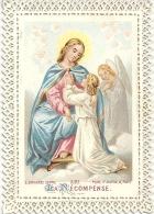 Image Pieuse - Canivet - La Récompense - 7,7 / 5,4 Cm - Bouasse Jeune 3182 - Images Religieuses