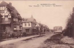 Duinbergen 149: Villas Shamroch, Les Vanneaux, Les Eclaircies - Heist