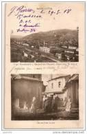 MONASTIR ..-- SERBIE ..-- Quartier Turc . 1918 Vers France . Voir Texte Verso .