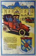 Départ Des Taxis De La Marne - Gagny