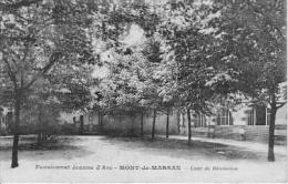 Pensionnat Jeanne D'Arc-MONT DE MARSAN-Cour De Récréation - Mont De Marsan
