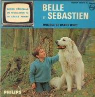 EP BELLE ET SEBASTIEN - Vinyles