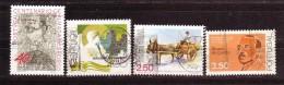 EUROPE  -  PORTUGAL - N° 1927-1433-1346-1460- Tous Oblitérés - 1910-... République