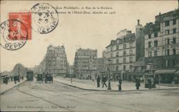 75 PARIS 05 / Quai Montébello Et Rue De La Bûcherie / - Distrito: 05