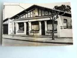 """Carte Postale Ancienne : ARCACHON : """"Bar Bon Accueil"""" , Avenue Des Abatilles - Arcachon"""