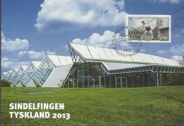 Sweden - 2013 - Philatelic Exhibition Sindelfingen, Germany - Exhibition Card - Entiers Postaux