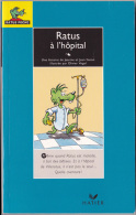 Collection Ratus Poche - Ratus à L'hôpital N° 26 - Livres, BD, Revues