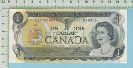 1973 Canadian One Dollar Bill (un Dollar De Papier 1973 EAG1410845 - Canada