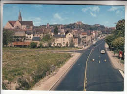 ETAMPES 91 - Vue Générale Depuis Le Boulevard De La Victoire - CPSM CPM GF N° 77 - Essonne - Etampes