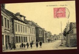 Cpa Du 27 Le Vaudreuil  Grande Rue LOR4 - Le Vaudreuil