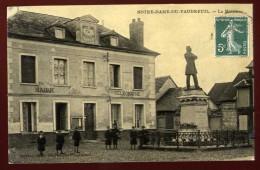 Cpa Du 27 Notre Dame Du Vaudreuil  La Mairie LOR4 - Le Vaudreuil