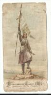 Bienheureuse Jeanne D'Arc - Patronne De La France 1908 - Personnages
