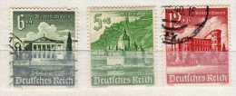 Allemagne Y&t N° 677 Neuf Sans Charnière 678.680. Obli.  (284) - Allemagne