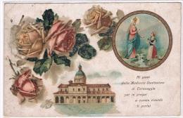 B1913 - Crema - Madonna Di Caravaggio - Cremona