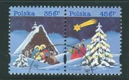 POLAND 1995 MICHEL No: 3565-3566  USED /zx/ - Gebraucht