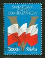 POLAND 1992 MICHEL NO: 3394 USED  /zx/ - 1944-.... Republik