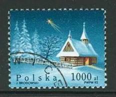 POLAND 1992 MICHEL NO: 3416 USED  /zx/ - 1944-.... Republik