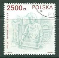POLAND 1991 MICHEL NO: 3337  USED /zx/ - 1944-.... Republik