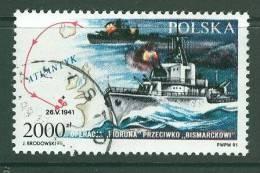 POLAND 1991 MICHEL NO: 3332  USED /zx/ - 1944-.... Republik