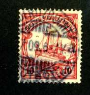 053e SW Africa 1906 Mi.# 26  Used  Offers Welcome! - Colony: German South West Africa