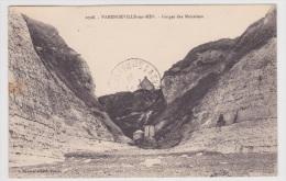 (RECTO / VERSO) VARENGEVILLE SUR MER EN 1930 - GORGES DES MOUSTIERS - N° 2708 - Varengeville Sur Mer