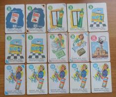 N° 15 FIGURINE MIRA LANZA - - Stickers