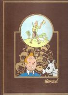 HERGE   L OEUVRE INTEGRALE  TINTIN   VOL. N°1 TINTIN  AU PAYS DES SOVIETS    - TINTIN  AU CONGO   -  LES AVENTURES DE T - Hergé