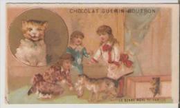Chocolat Guerin-Boutron. La Bonne Mére De Famille. - Guérin-Boutron