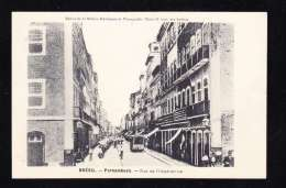 BR1-76 BARSIL PERNAMBUCO RUE DE L'IMPERATRICE - Brazil