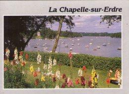 """La Chapelle-sur-Erdre..le Port De Plaisance..""""La Grimaudière"""" - France"""