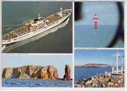 "M.S. ""ROLAND Von BREMEN"" - Bremerhaven - Helgoland - Reede SHIP - Unclassified"