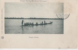 HAUT OUBANGUI ( Pirogue Yahoma ) - Congo - Brazzaville