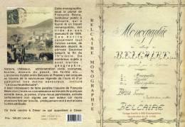 A Prix Fixe, Aude,Monographie Du Village De Belcaire, Tout L´ancien Pays De Sault  Y Est Représenté. - Histoire