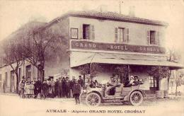 Algérie    Aumale    Hotel Crossat - Algeria