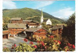 Österreich - Alpbach  - Tirol - Dorfbild - 1970 - Brixlegg
