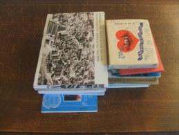Petit Lot Des Livrets De Cpa Et Cpm. Du Monde ( Voir Scan.) - Cartes Postales