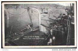 La Vie Du Marin.Mise A L´eav D´une Baleiniere - Guerra