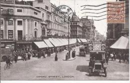 8478 - Oxford Street London Cars - London
