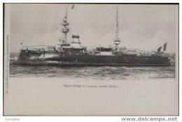 "Marine Militairen Francaise ""Admiral Boudin"" - Guerre"